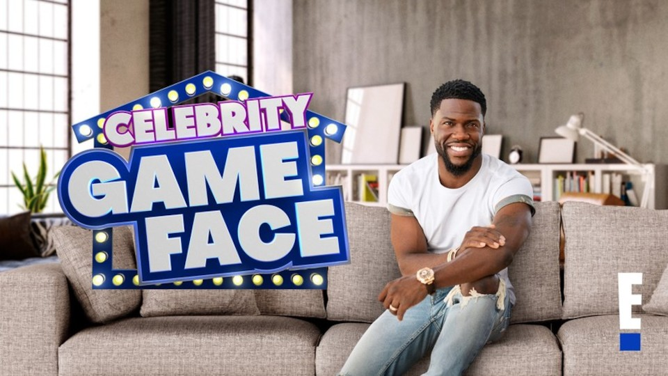 Image for the TV series Celebrity Game Face