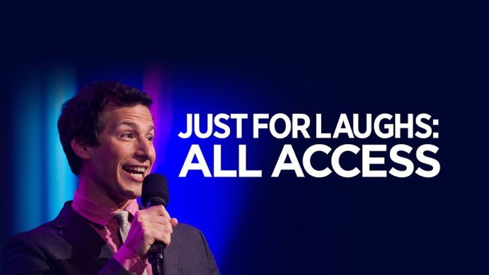 Image for the TV series Just for Laughs: All Access