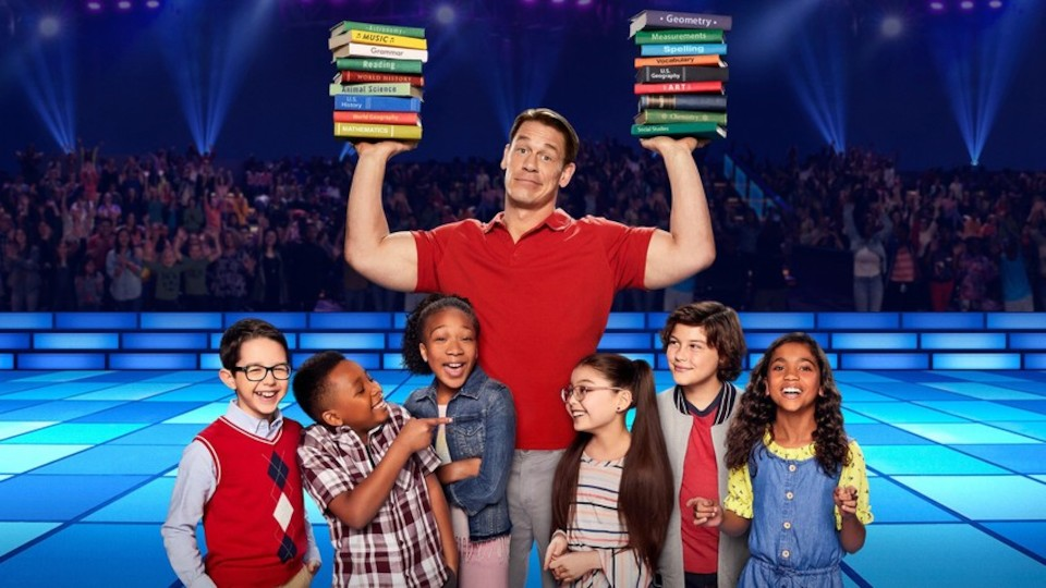 Image for the TV series Are You Smarter Than a 5th Grader?