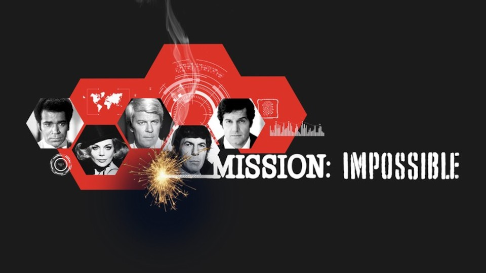 Image for the TV series Mission: Impossible