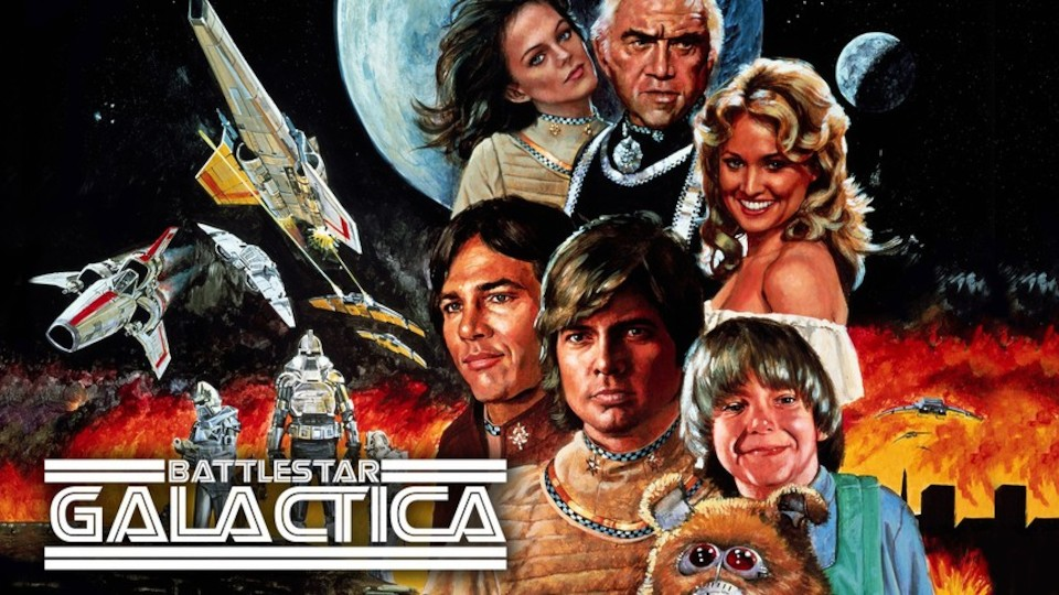 Image for the TV series Battlestar Galactica