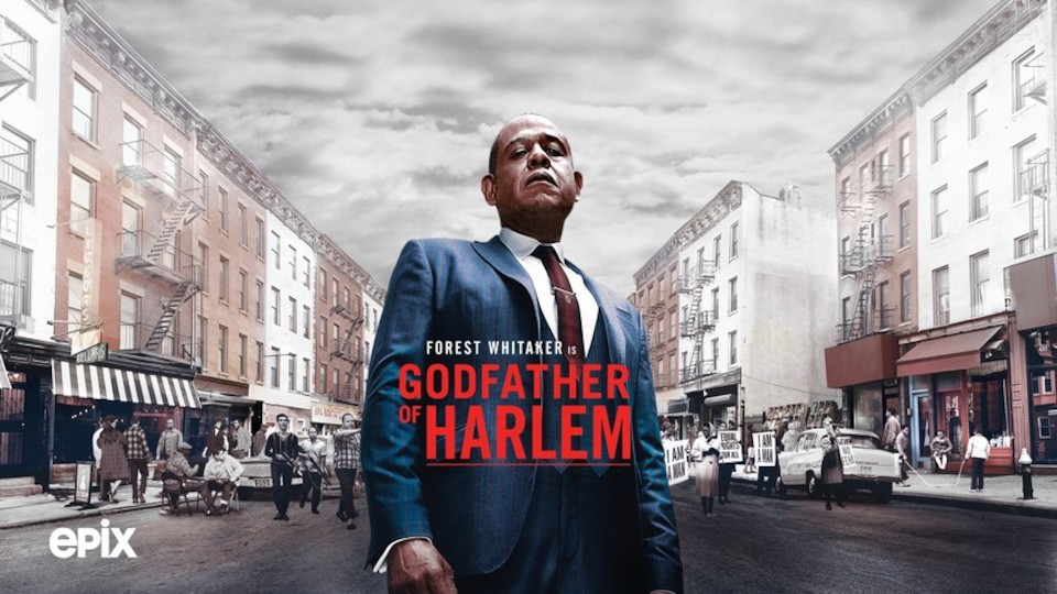 Image for the TV series Godfather of Harlem