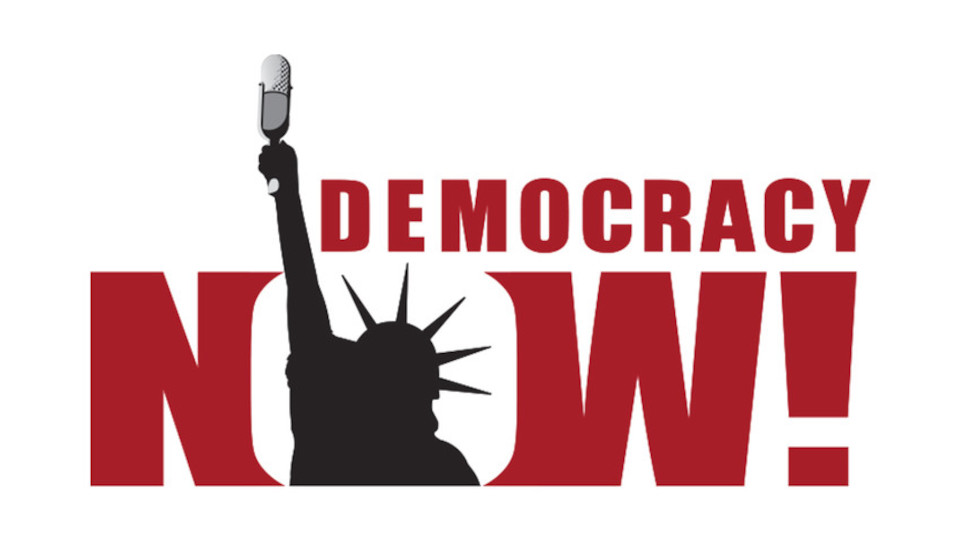Image for the TV series Democracy Now!