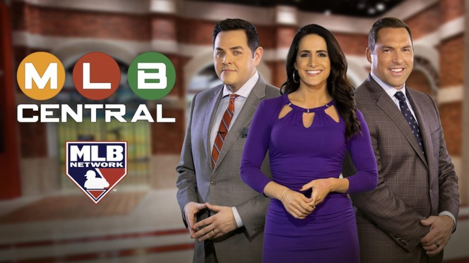 Image for the TV series MLB Central