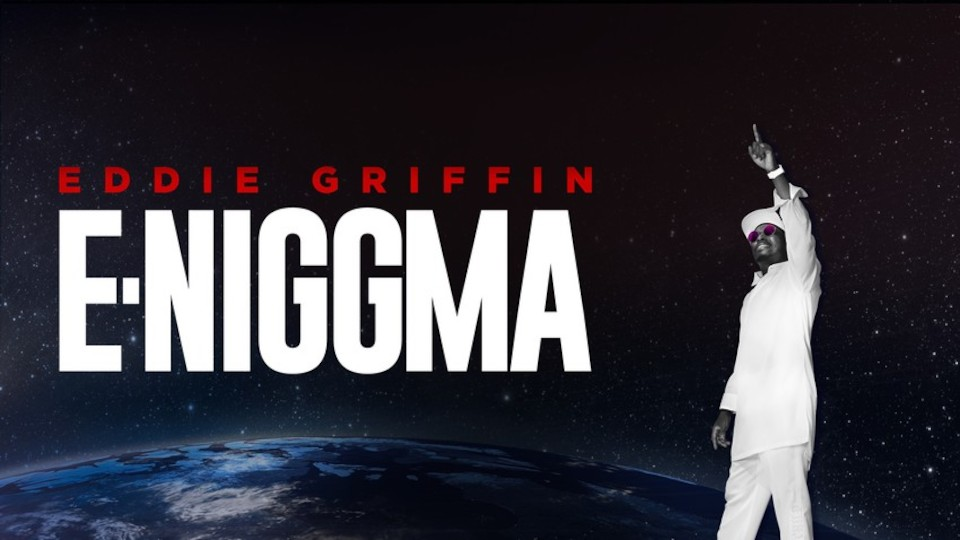 Image for the TV series Eddie Griffin: E-Niggma