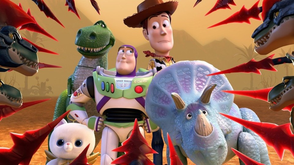 Image for the TV series Toy Story That Time Forgot
