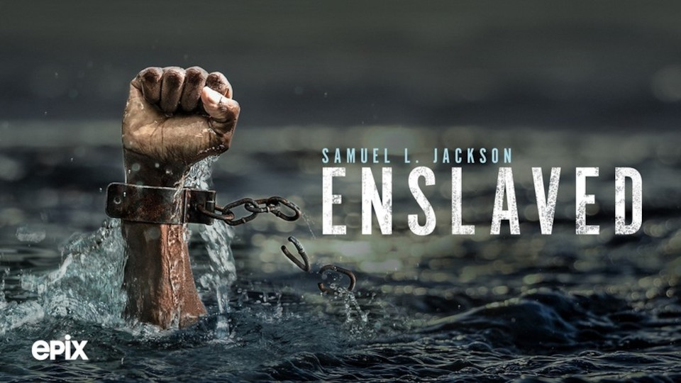 Image for the TV series Enslaved