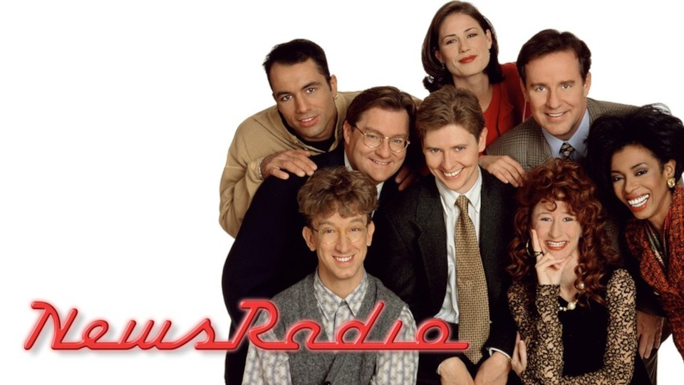 Image for the TV series NewsRadio