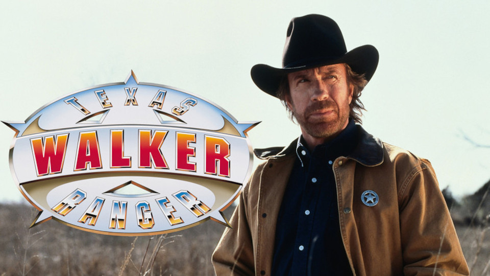 Image for the TV series Walker, Texas Ranger