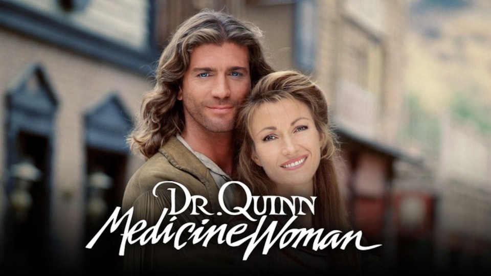 Image for the TV series Dr Quinn, femme médecin