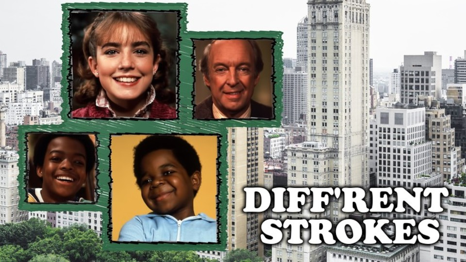 Image for the TV series Diff'rent Strokes