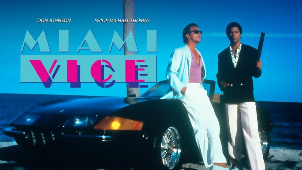 Image for the TV series Miami Vice