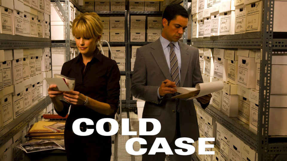 Image for the TV series Cold Case