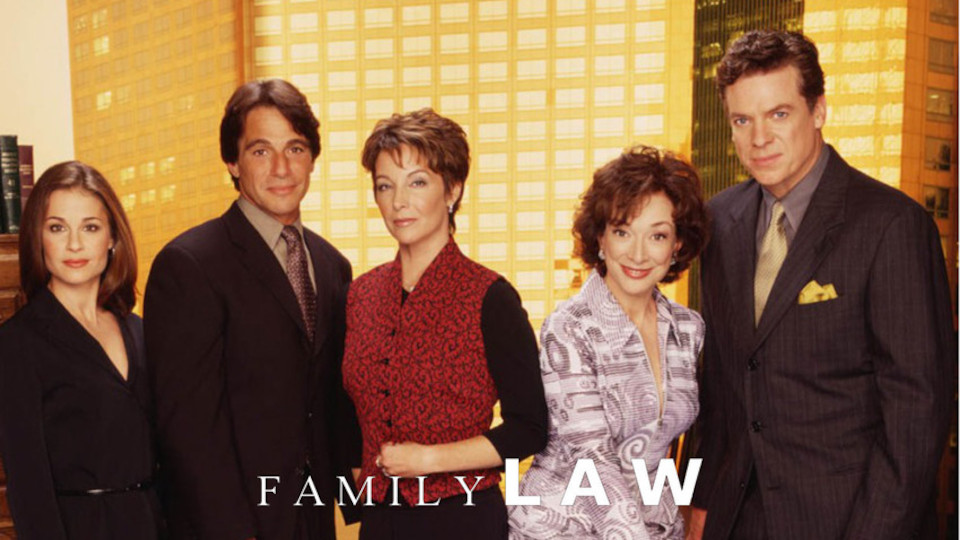 Image for the TV series Family Law