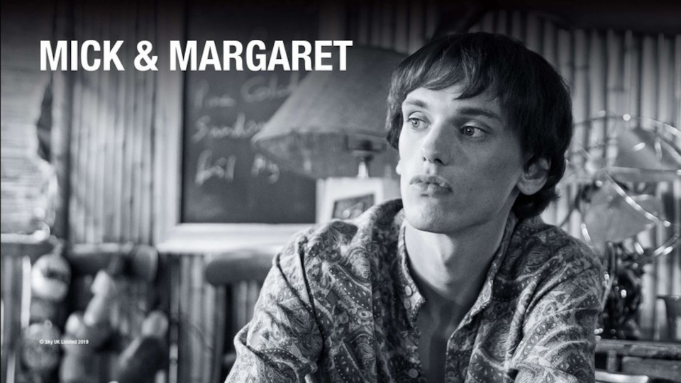Image for the TV series Mick and Margaret