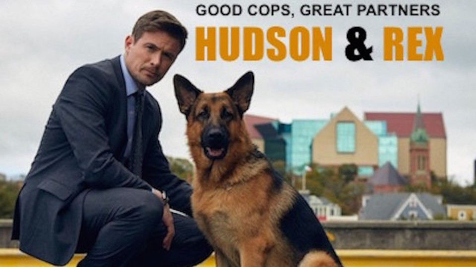 Image for the TV series Hudson & Rex