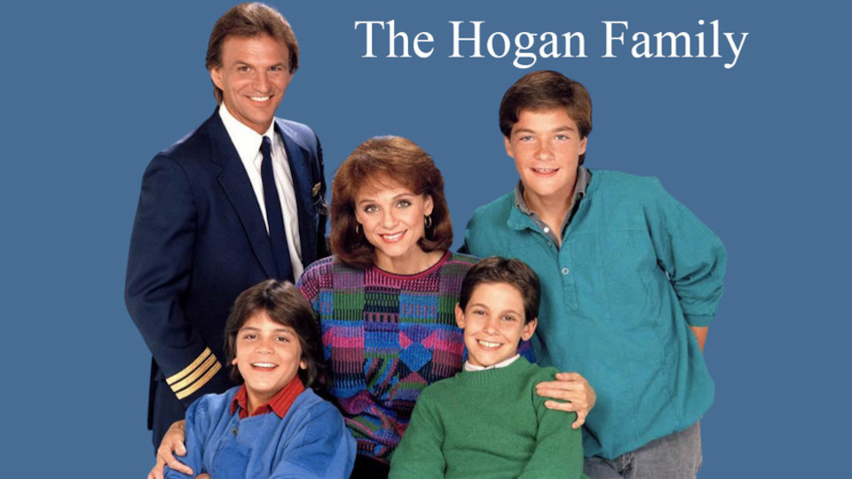 Image for the TV series The Hogan Family