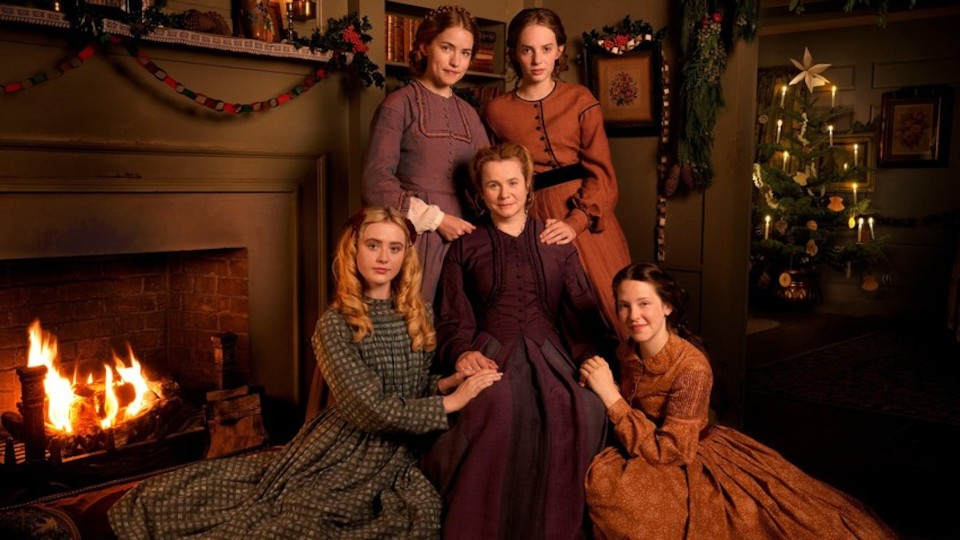 Image for the TV series Little Women