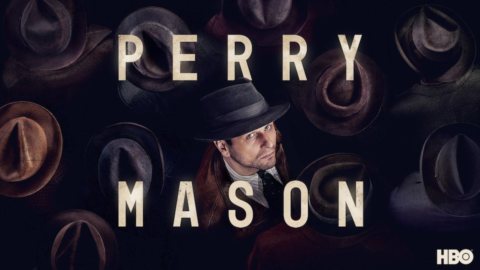 Image for the TV series Perry Mason (v.f.)
