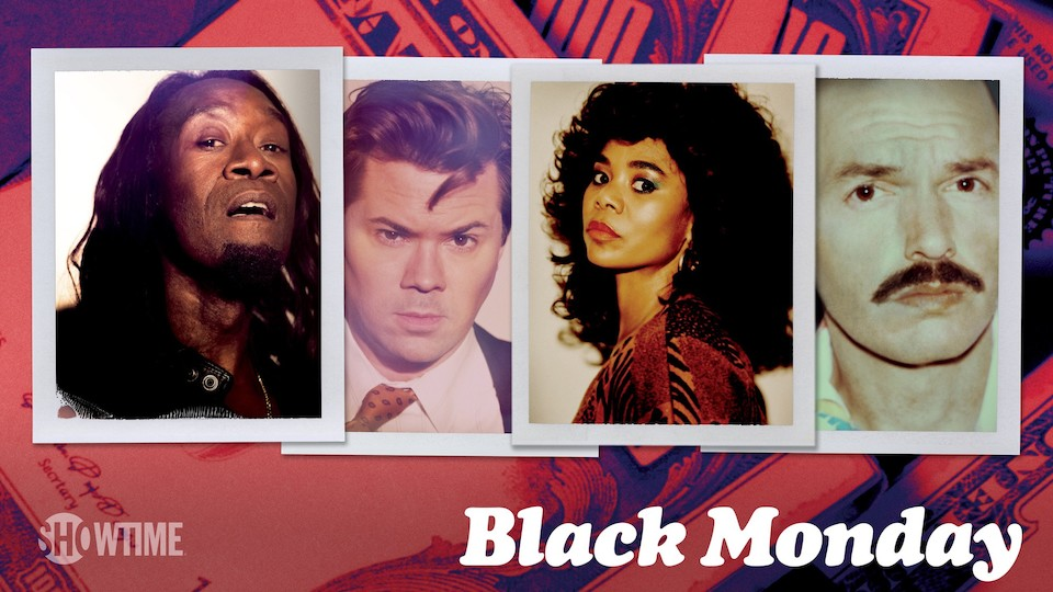 Image for the TV series Black Monday (v.f.)