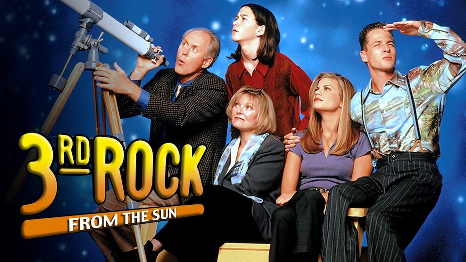 Image for the TV series 3rd Rock From the Sun
