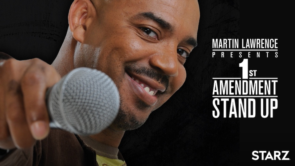 Image for the TV series Martin Lawrence Presents 1st Amendment Stand-Up