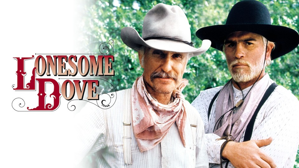 Image for the TV series Lonesome Dove