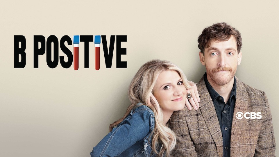 Image for the TV series B Positive