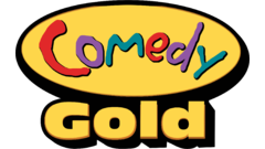 Logo for Comedy Gold