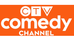Logo for CTV Comedy - East