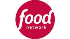 Logo for Food Network Canada