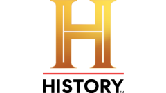 Logo for History Channel US HD - East