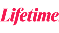 Logo for Lifetime TV - Canada