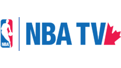 Logo for NBA TV Canada