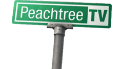 Logo for Peachtree TV (Canada)