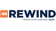Logo for Rewind