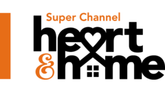 Logo for Super Channel Heart & Home