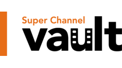 Logo for Super Channel Vault