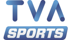 Logo for TVA Sports