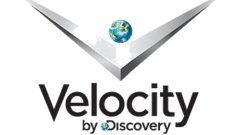 Logo for Discovery Velocity HD