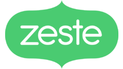 Logo for Zeste